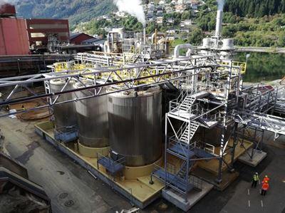 Metso Outotec zinc plant