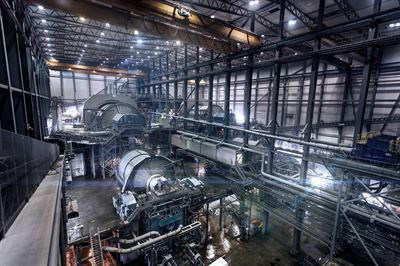 Metso Outotec grinding mill