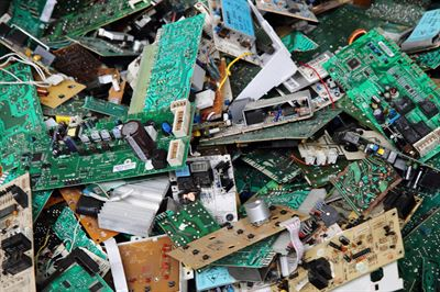 E-scrap image