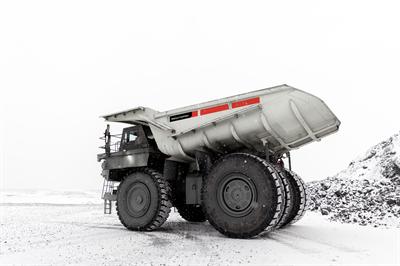 Metso Outotec Truck Body