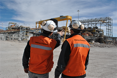 Metso Outotec and AM King