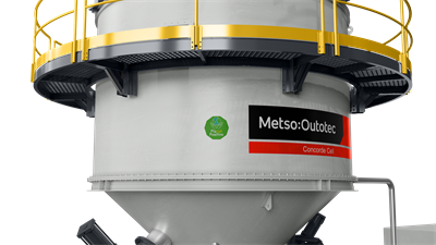 Metso Outotec Concorde Cell
