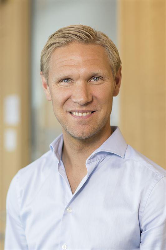 Johannes Boson vd Telge Energi frn och med 2019