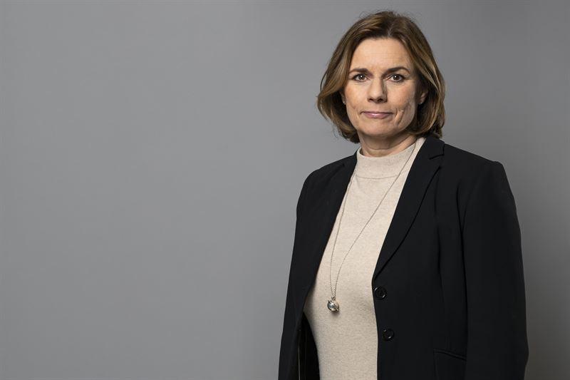 Sveriges vice Stadsminister samt milj och klimatminister Isabella Lvin deltar i Childrens Climate Prize digitala event 2020