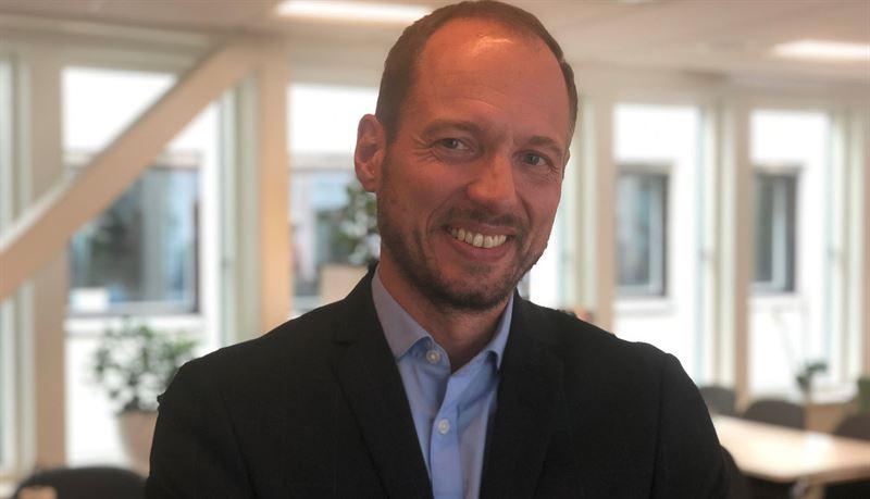 Niclas Jrnros Business Region Gteborgskonsult i tillvxtprogrammet Expedition Framt