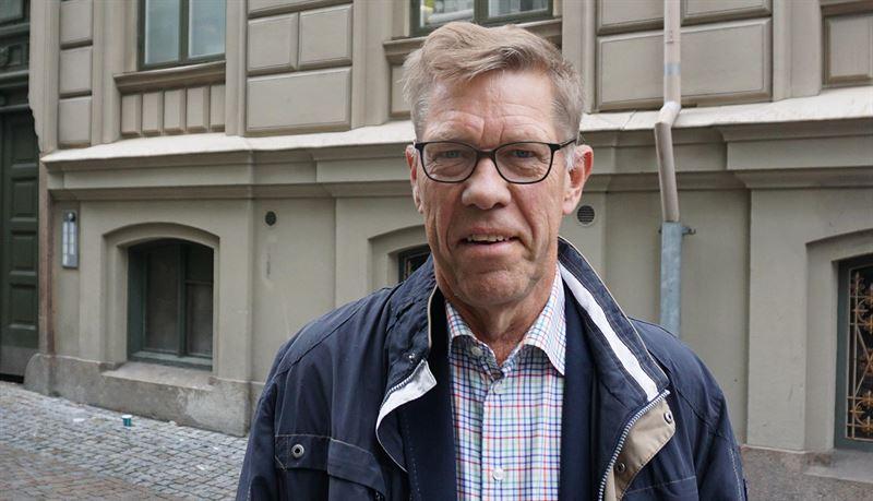 Gunnar Thoresson Business Region Gteborgskonsult i tillvxtprogrammet Expedition Framt