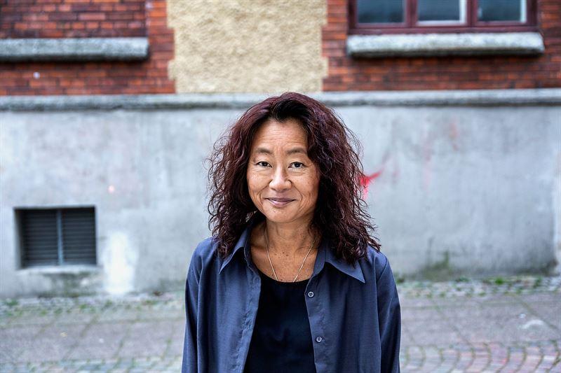 Maria Lindstrm bl a projektledare Fretagsakuten