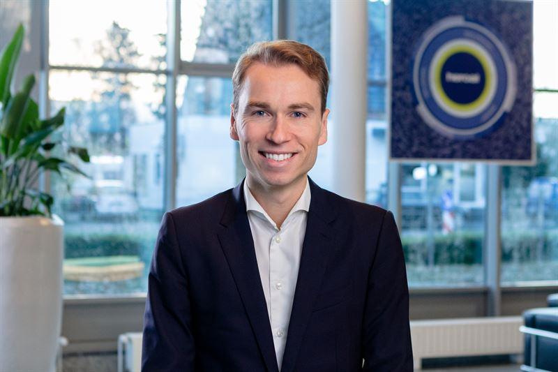 Dr Max Schoene, heroal Geschaeftsfuehrer