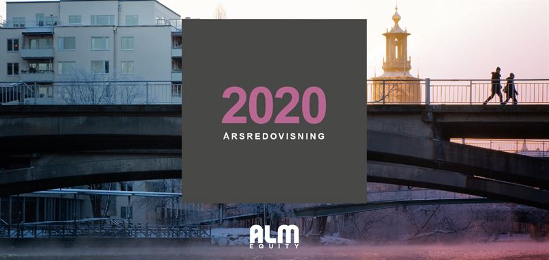 ALM Equity årsredovisning 2020