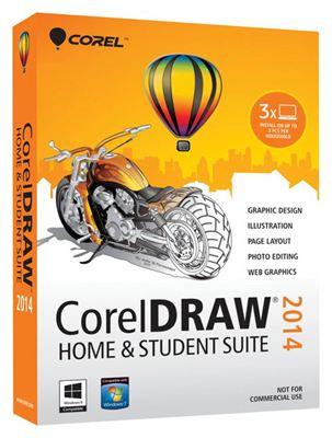 Corel Introduces CorelDRAW Home & Student Suite 2014 - Corel