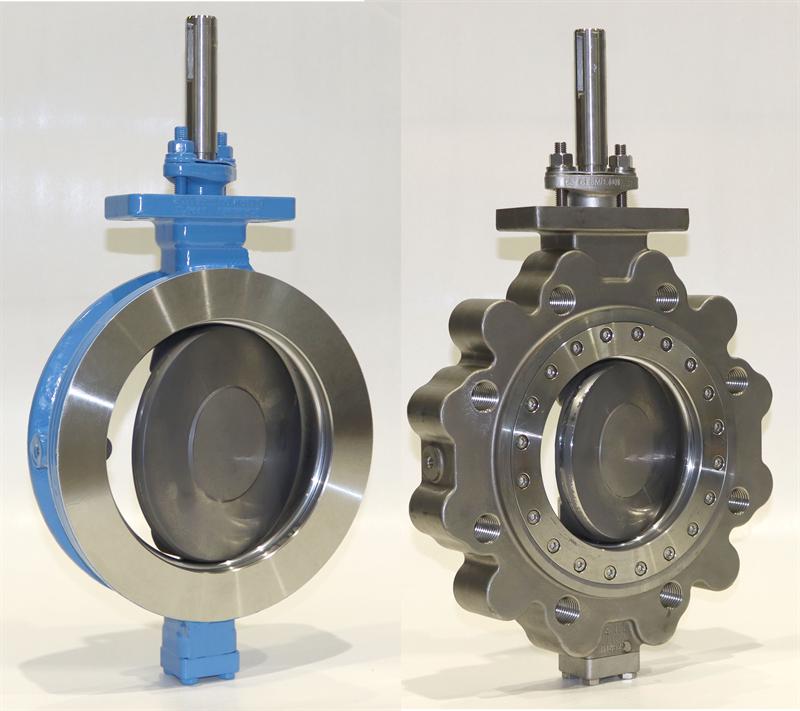 Neleksen modulaarinen läppäventtiilisarja mahdollistaa suuren määrän eri tuotevariaatioita Neles™ Neldisc™ metallitiivisteisestä läppäventtiilistä tai Jamesbury™ WaferSphere™ pehmetiivisteisestä läppäventtiilistä