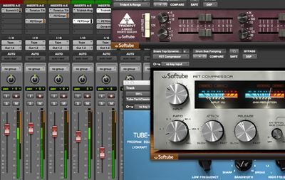 avid announces award winning softube plug ins compatibility with pro tools 11 avid. Black Bedroom Furniture Sets. Home Design Ideas
