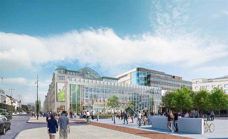 NCC bygger om Helsingborg C_Tengbom