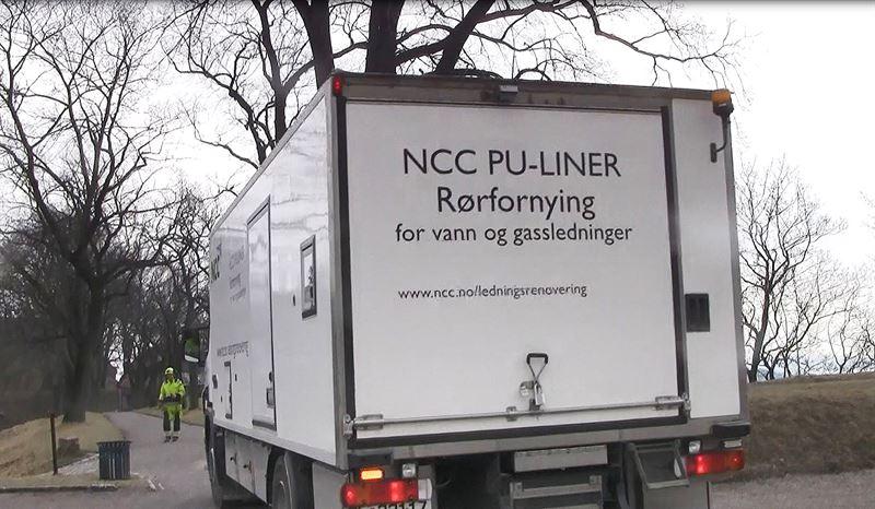 NCCs NoDigteam fortsetter arbeidet med  fornye Oslos ledningsnett