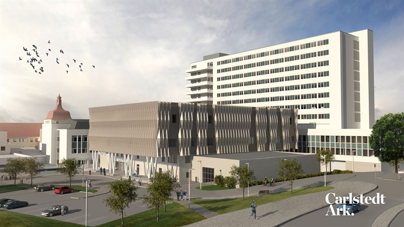 Ncc To Construct Healthcare Buildings In Sormland For Sek 2 4 Billion Ncc
