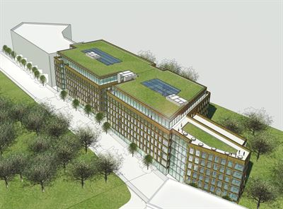 NCC får markanvisning i Kristineberg