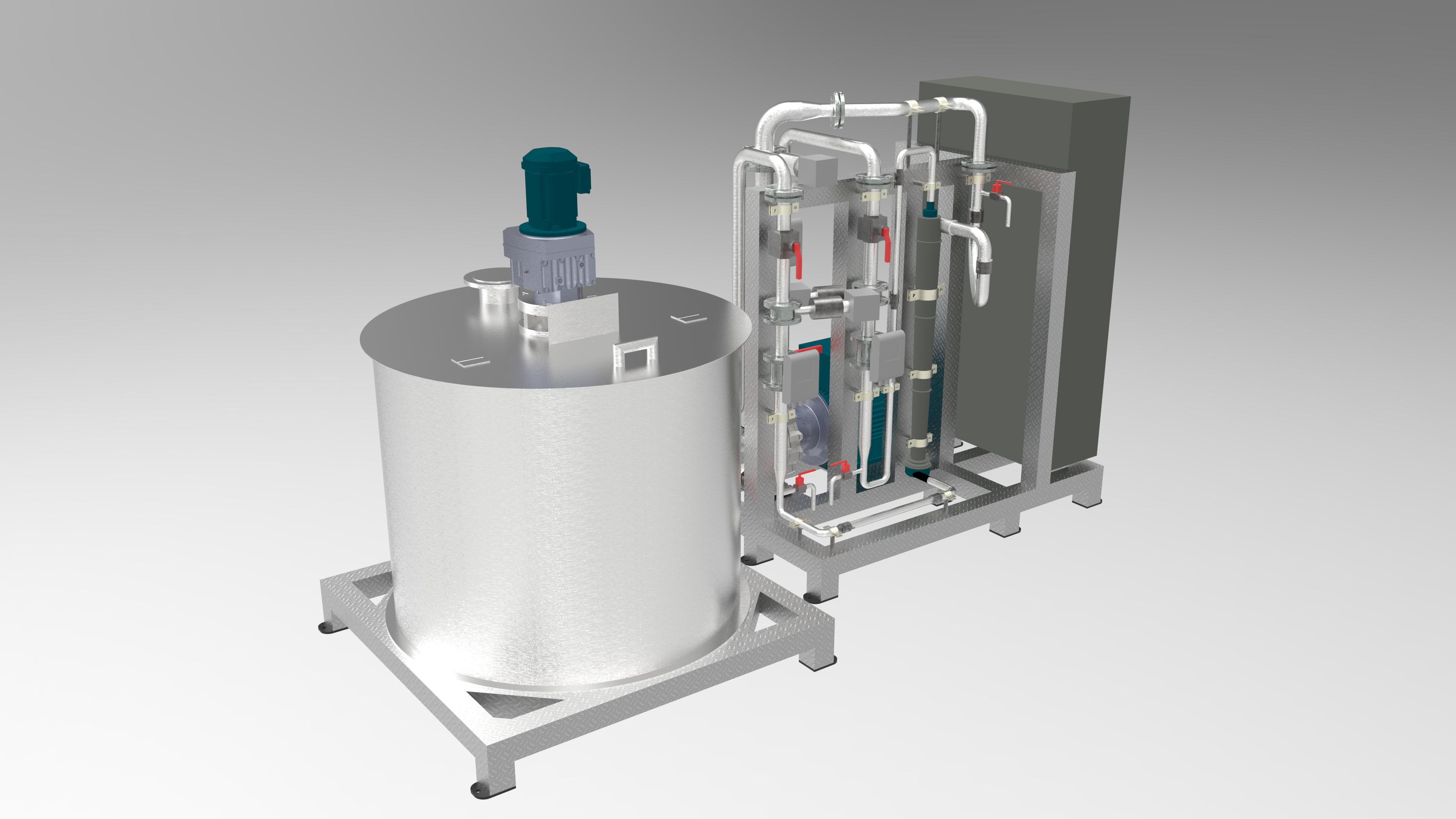 Valmet toimittaa automaatiojärjestelmän ECOFARIO GmbH:n ensimmäiseen teolliseen koelaitokseen, joka poistaa jopa 99,9 prosenttia jätevedessä olevista mikromuoveista.