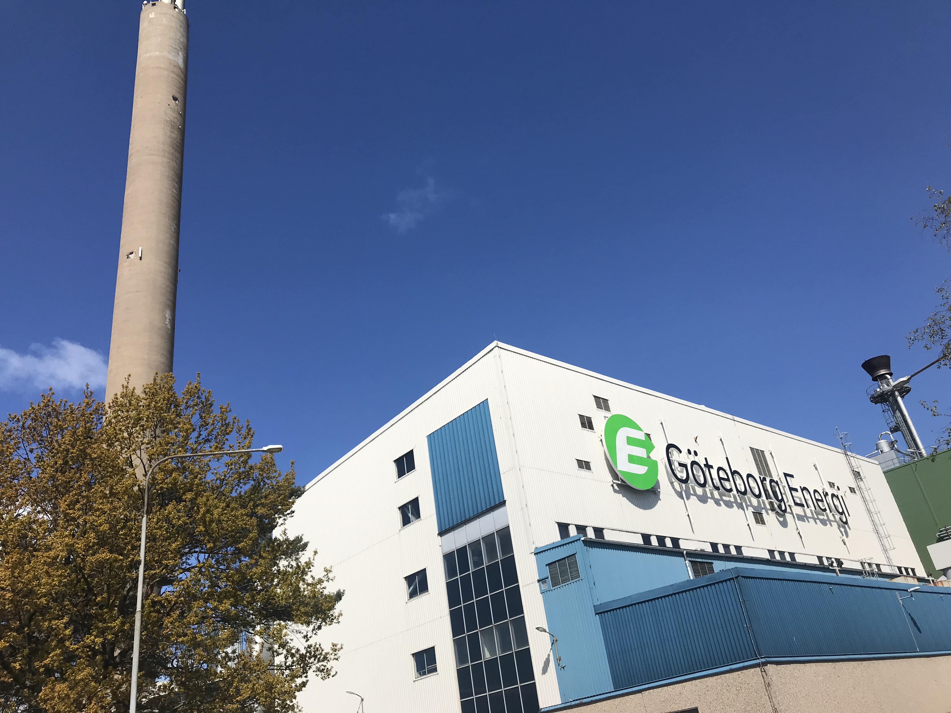 Valmet toimittaa kokonaisen kattilalaitoksen kaukolämmön tuotantoon Göteborg Energi AB:lle Göteborgiin Ruotsiin.