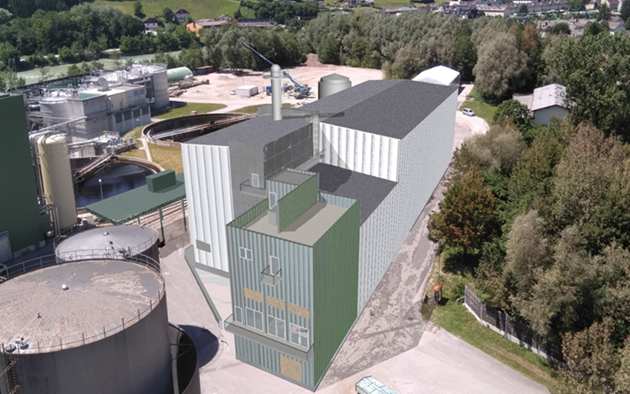 AustroCel's bioethanol plant currently under construction in Hallein, Austria, will run with Valmet's automation to produce biofuel to replace fossil fuel.