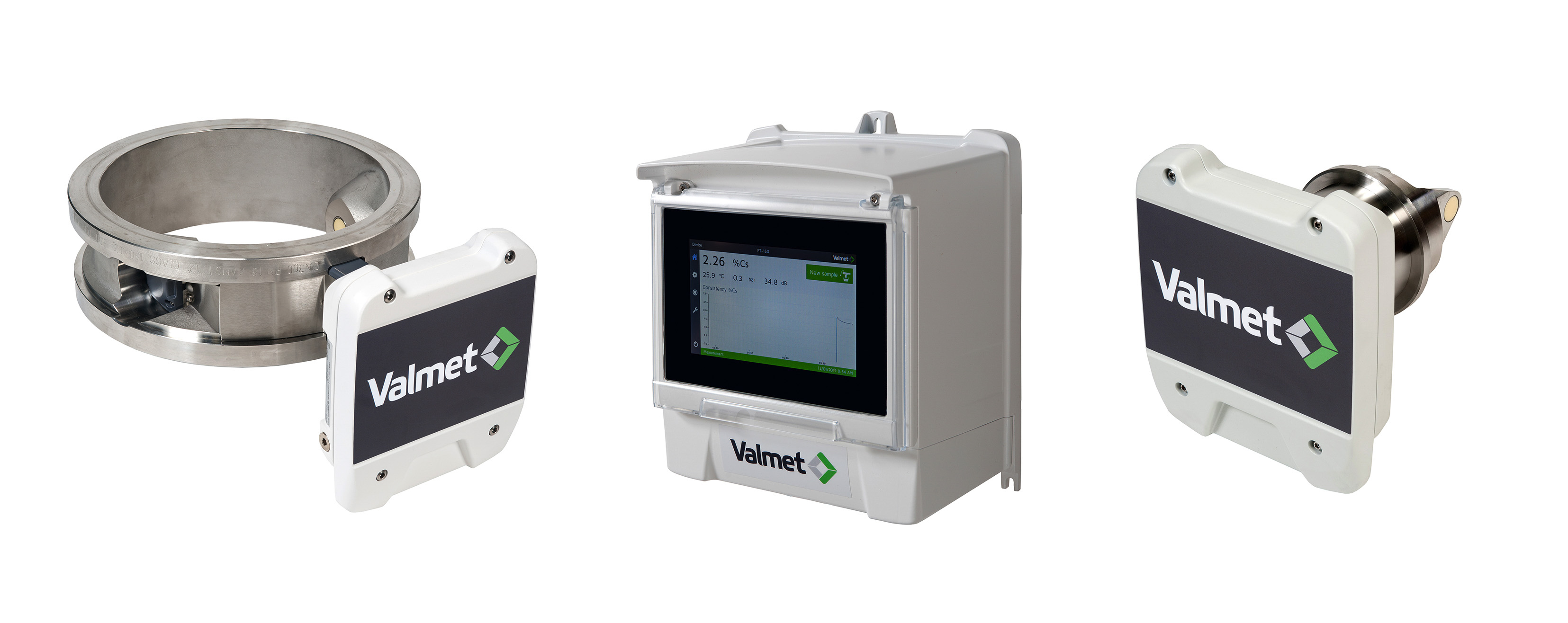 Valmet launches a completely redesigned Valmet Total Solids Measurement.