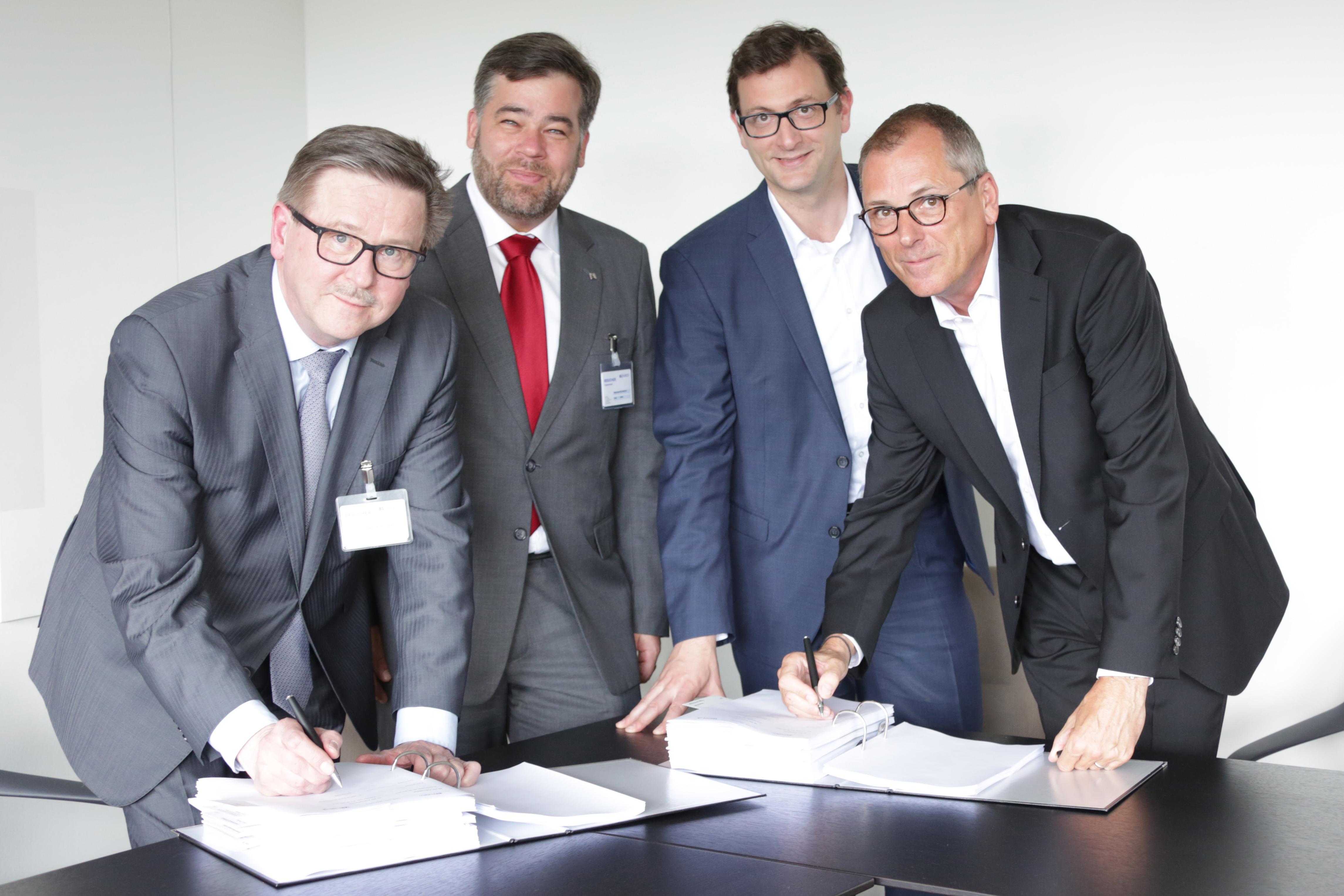 Valmet toimittaa biomassakattilan ja savukaasujen käsittelyjärjestelmän BS Energyn sähkön ja lämmön yhteistuotantolaitokselle (CHP-laitokselle) Braunschweigiin Saksaan.