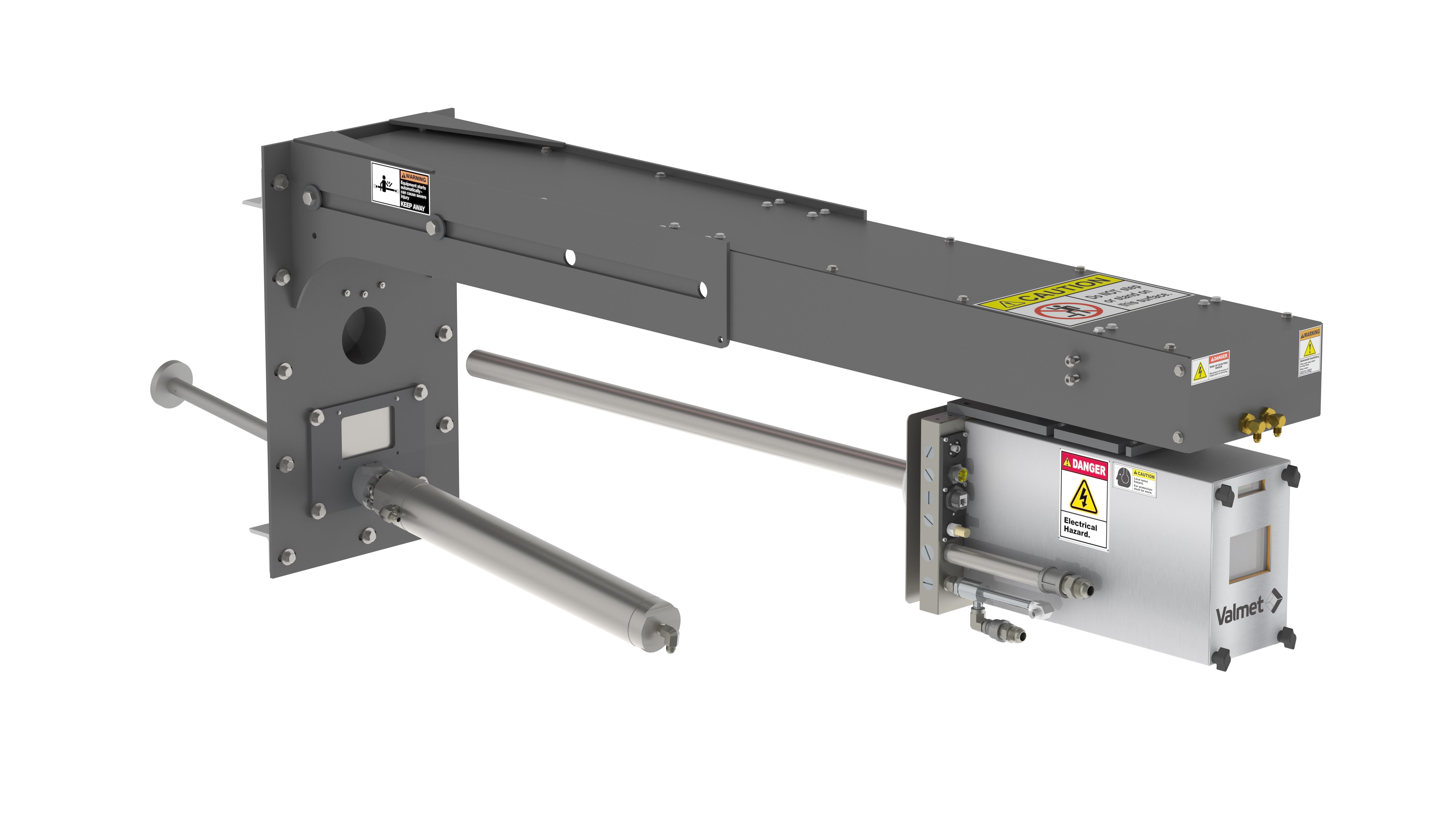 Valmetin tulipesäkamera (Valmet Furnace Imaging System) tarjoaa kehittyneet integroidut infrapuna (IR) kuvantamis- ja lämpötilamittaukset höyrykattilan kriittisille alueille.