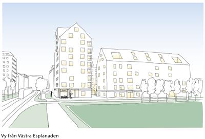 Nordr förvärvar 175 byggrätter i centrala Lund av Tetra Laval Real Estate AB