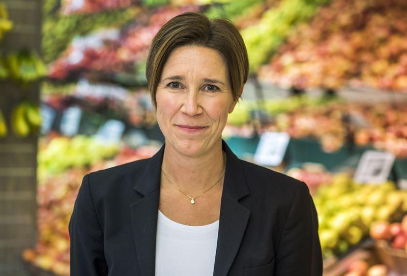 Kerstin Lindvall  Direktr CR ICA Gruppen