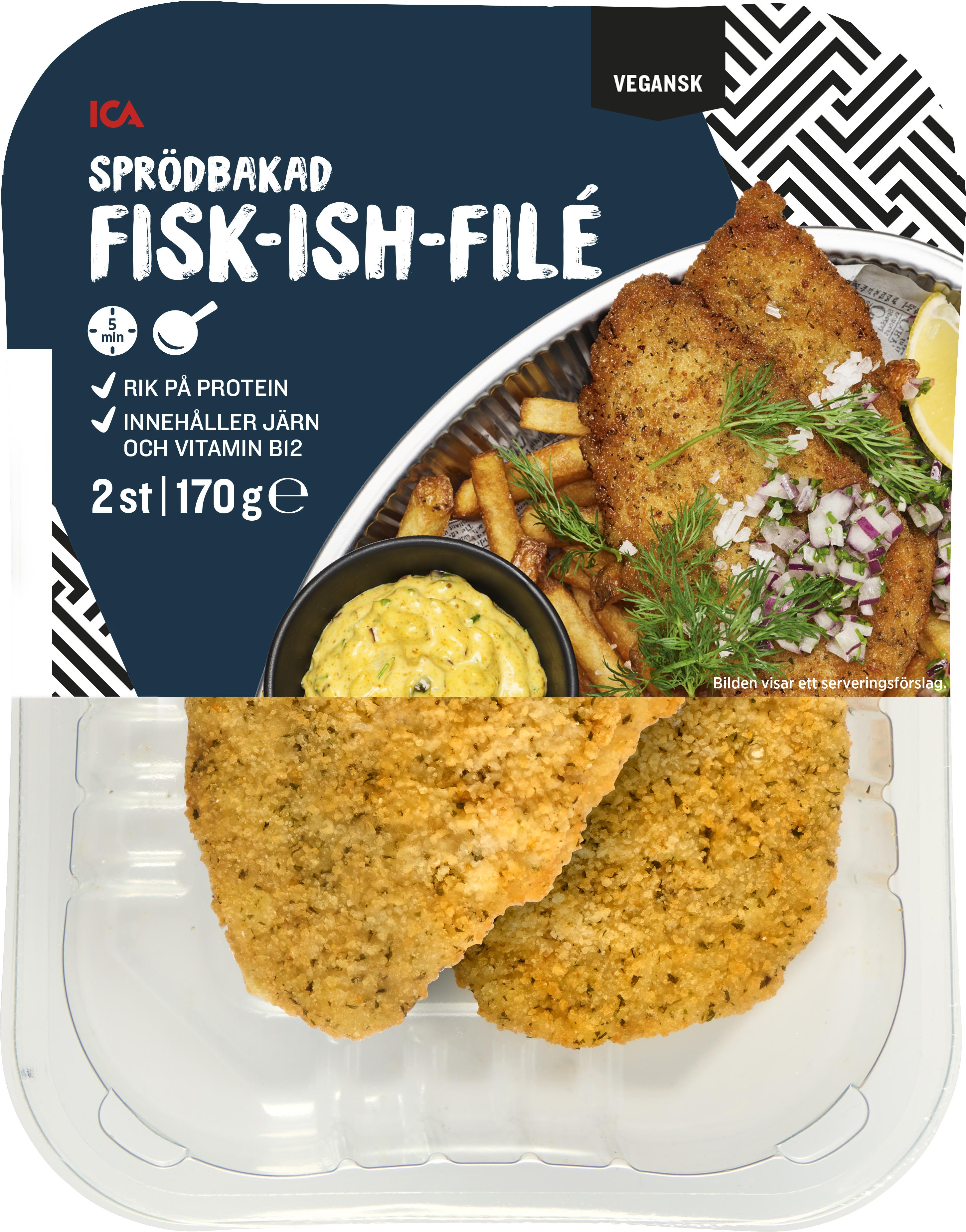 ICA Fisk-ish-file