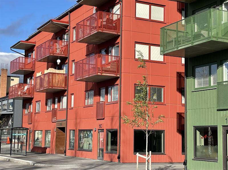 Ostersunds forsta obemannade butik tar plats i Dis lokaler p Sderbo i stersund