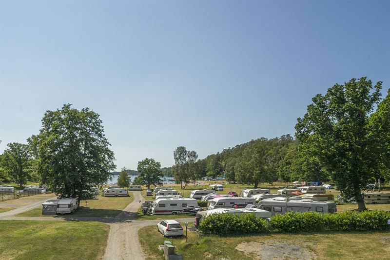 Återhämtning för campingbranschen