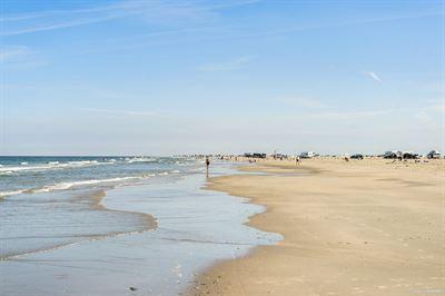 Stranden vid Lakolk