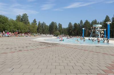 Arcusbadet i Luleå
