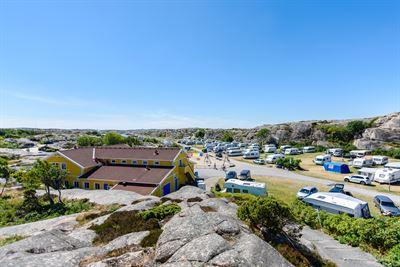 Camping i Solvik