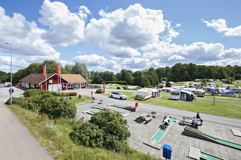 Nordic Camping Röstånga nominerad till bästa camping för barnfamiljer