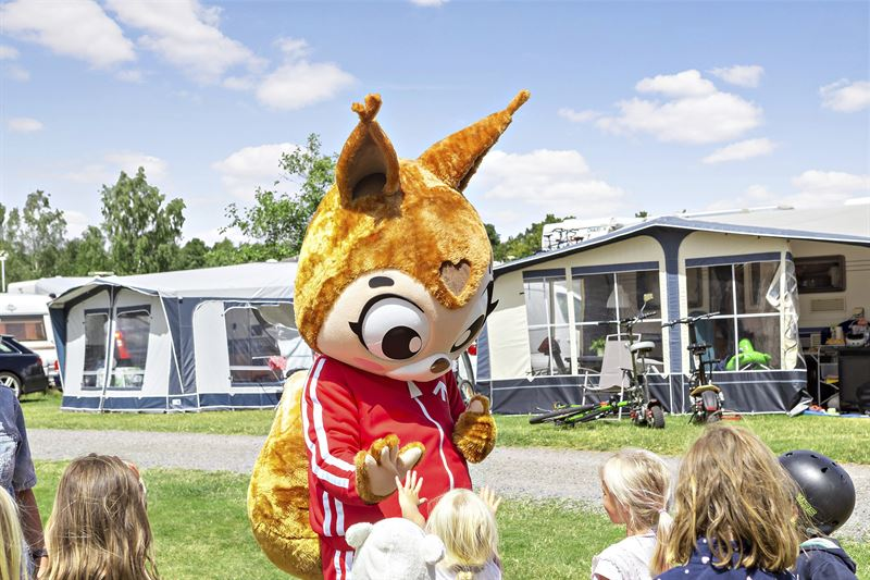 First Camp lanserar Campingsveriges största aktivitetsprogram