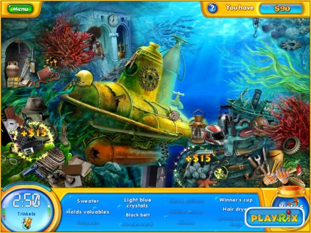 Two Brand New Hidden Object Games Land At Myrealgames Dakota Digitalltd