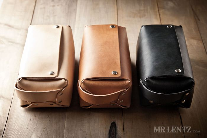 2ba725b306f7 An all American leather designer has Christmas all wrapped up with a premium  quality range of handcrafted items manufactured in the USA.