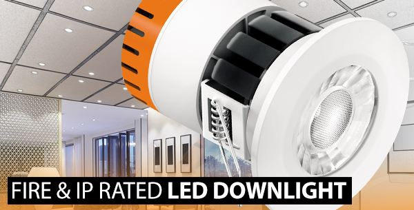 Lighting Retailer Blt Direct Adds New Fire Rated Led