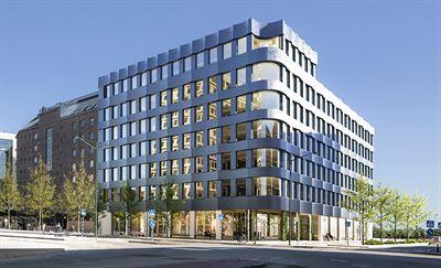 Co-workingaktören Genetor klar som hyresgäst i The Corner, Peabs nya kontorshus på Hyllie i Malmö