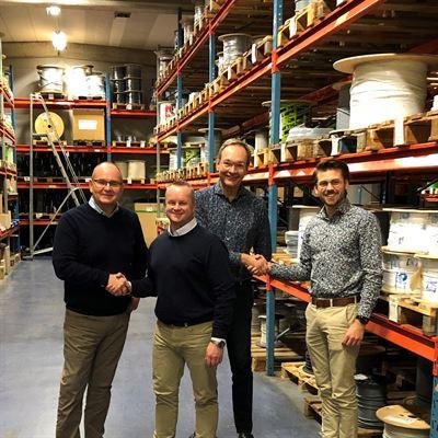 SLP hyr ut åt Lidalco – startar ännu ett nybyggnadsprojekt i Helsingborg