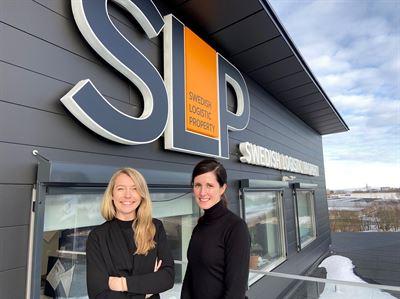 Matilda Olsson och Pernilla Årzén, SLP
