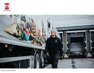 Helsingborgs stad och Swedish Logistic Property SLP utvecklar Norra Ekeberga