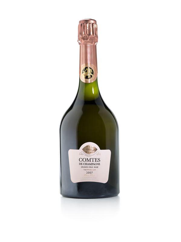 Comtes de Champagne Ros 2007