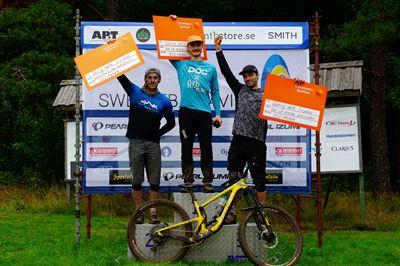 Resultat från Swe Cup Enduro och fjärde deltävlingen i Ulricehamn