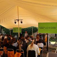 Berghs lanserar digitala seminarier med fokus på årets stora kommunikationsutmaningar under Almedalsveckan