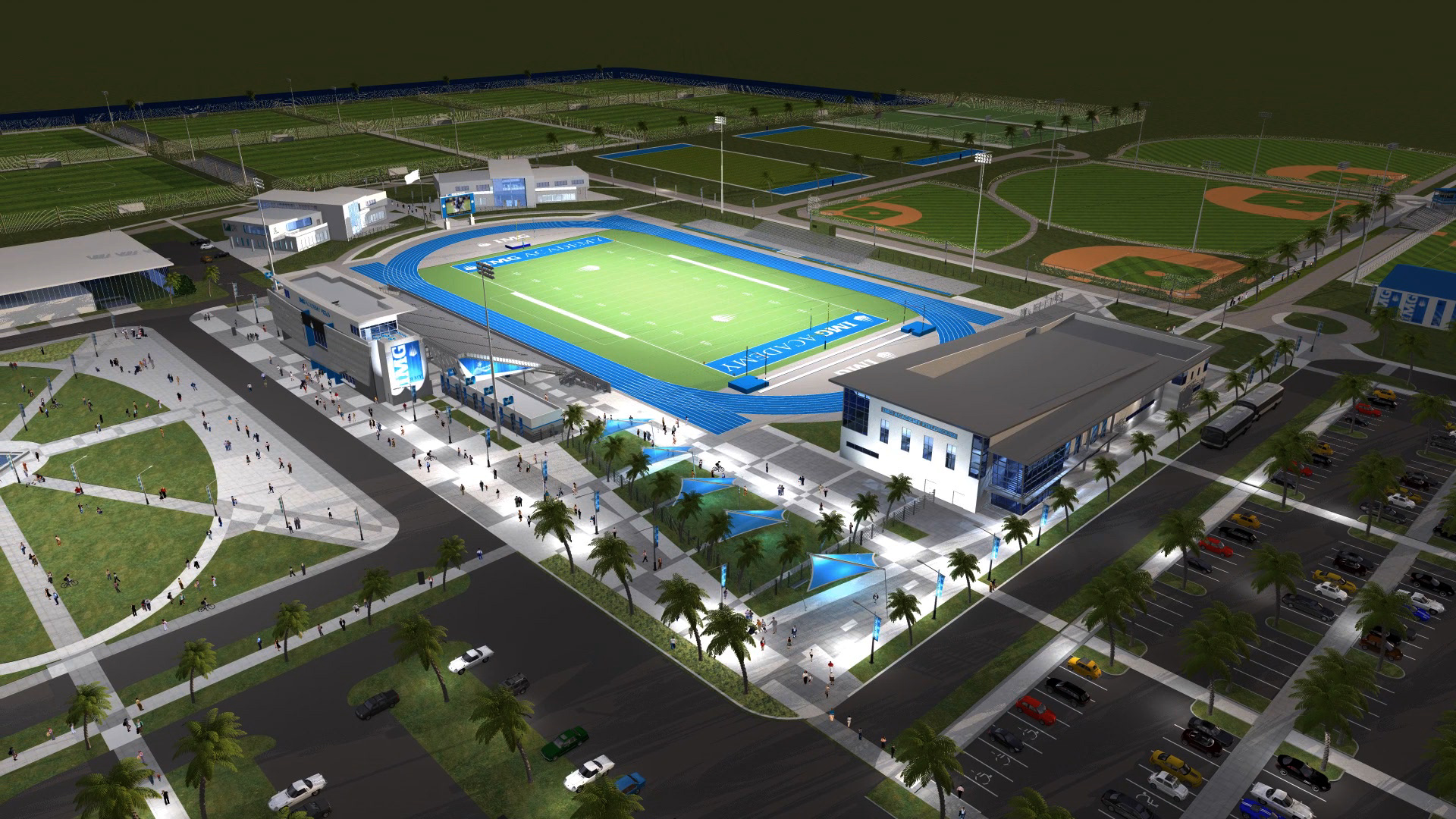 Img: IMG Academy Multi-Sport Complex And Stadium