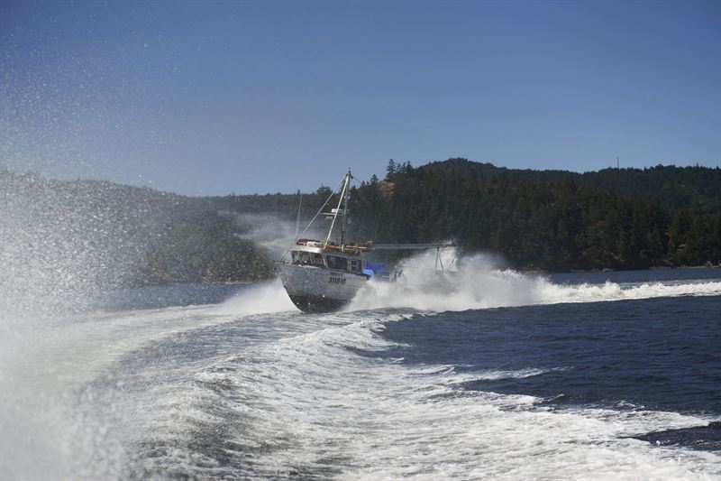 Scania launches marine engines that comply with new IMO Tier III
