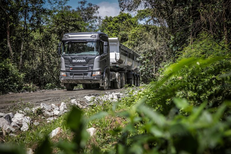 Scania Year-end Report