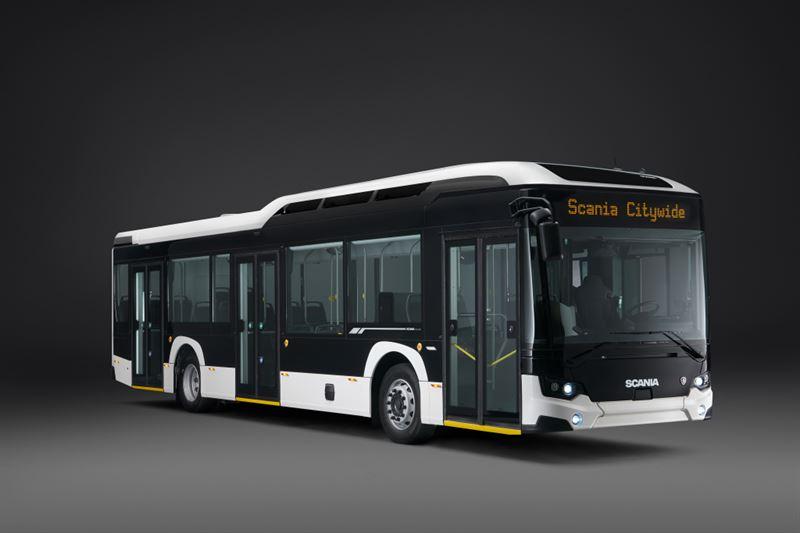 Scania presenterar en ny generation bussar Scania